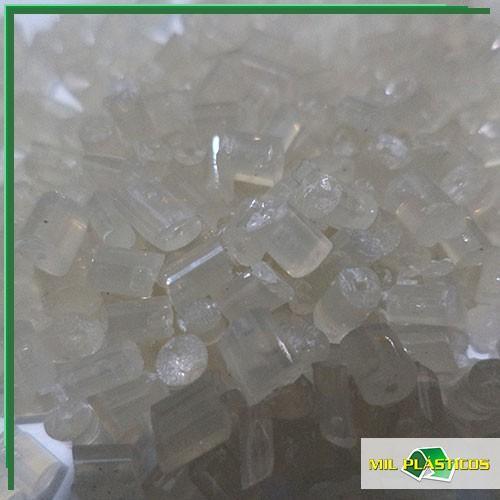 Plástico ps cristal