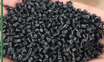 Plastico abs preto