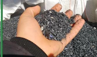 Abs plastico reciclado